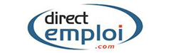 logo direct emploi.com